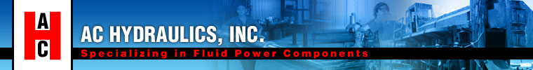 AC Hydraulics, Inc. - Specializing in Fluid Power Components